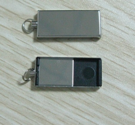 Metal USB Flash Drive(New Model)
