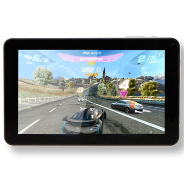 9 inch HD Screen Allwinner A20 Dual Core Android 4.2 Tablet With HDMI Port