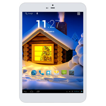 7.85 inch MTK8382 Quad Core A7 IPS Screen 3G Phone Call PC Tablet Android 4.2