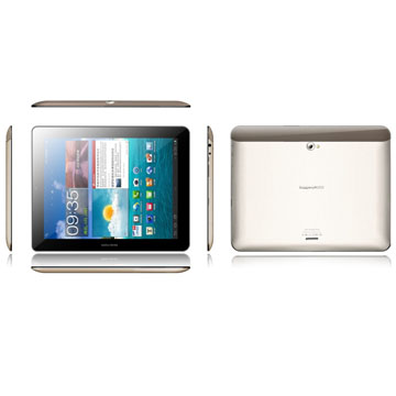 High Quality Built-in 3G Android 4.2 Quad Core 9.7 inch Tablet PC