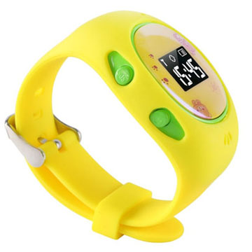 Popular Emergency GPS Tracker Smart Kid Watch With SOS Phone Call Voice Message