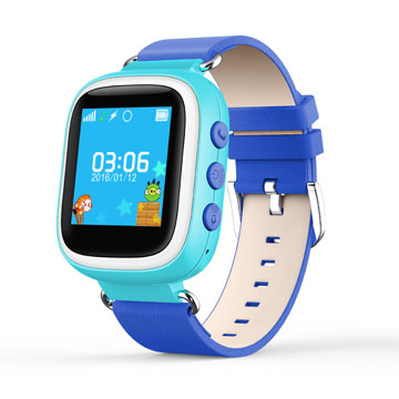 Cheapest Remote Control Kids Security GPS Watch With SOS Phone Call GPS Tracker