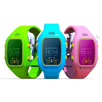 2016 New Design GPS Tracker Child Watch