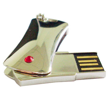 USB Flash Memory Durable in Use